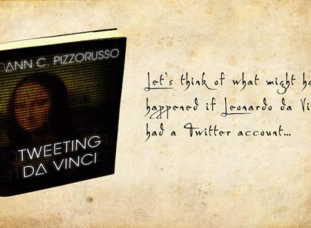 Twitting Da Vinci: following the genius in his geological path