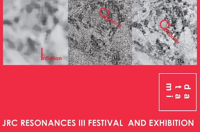 Visiting the Resonances III SciArt Festival about Big Data at the Joint Research Center
